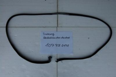 Dichtung Verdeckkastendeckel W107, Art.Nr.: 1077580198
