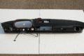 DB/8-Armaturentafel rißfrei, Maserung Farbe schwarz, W115 Serie 2