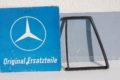 Scheibe links glasklar passend für Fondtür links W123-T-Modell  Art.Nr. 1237352309