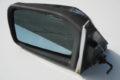 Außenspiegel links, mechanisch, passend bei W123 Limousine und T-Modell