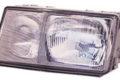 Hauptscheinwerfer links, Bosch, H4H3, mit Blinklicht, mit Positionslicht, Lichtstärke 20