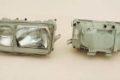 Hauptscheinwerfer links, T.Y.C, H4/ H3, für Fahrzeuge mit Leuchtweiteregelung, Lichtstärke 25