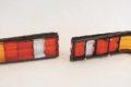 Lichtscheibe Heckleuchte, links