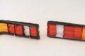 Lichtscheibe Heckleuchte, rechts