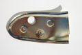 Verstärkungsblech für Stoßstangengummi hinten links für W123