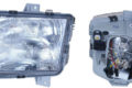 Hauptscheinwerfer links, für Fahrzeuge ohne Leuchtweiteregelung