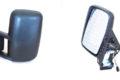 Spiegel links, komplett, elektrisch einstellbar, beheizbar, konvex, economy