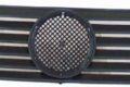 Kühlergitter, schwarz, bis Baujahr 01/2000