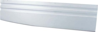 Anschlussblech hinten, Länge 140 cm rechts