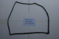 Türdichtung vorne rechts für W110, Original-Ersatzteil, Art.Nr. 1107200278