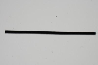 Dichtung Schiebedach Abdichtung seitlich, passend links oder rechts, für Mercedes W108/109, W114/115, W116, W123, W126, W201(früh)