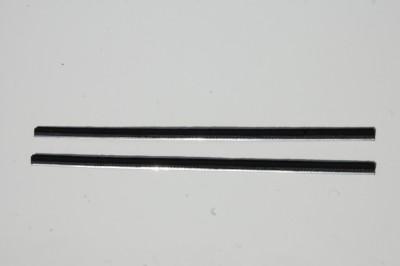 Schiebedach-Dichtungspaar seitlich für Mercedes W108/109,W114/115,W116,W123,W126,W201(früh)