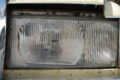 Scheinwerfer für W116 rechts, gebraucht, Bosch