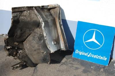 Radkasten vorne/Schottwand/ Seitenteil für Mercedes /8, alle Modelle