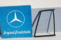 Scheibe rechts glasklar passend für Fondtür rechts W123-T-Modell Art.Nr. 1237352409