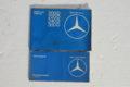 Bedienungsanleitung und Wartungsheft für W123 alle Diesel