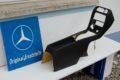Mittelkonsole schwarz für Mercedes-Benz W123 alle Modelle