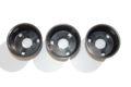 W123-Schalterschalen Heizungsregulierung NF 51mm, 3er-Satz