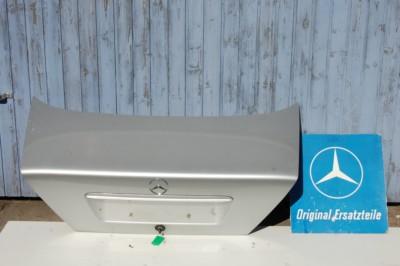 Kofferraumdeckel Limousine mit Heckschloß und dazugehörigem Schlüssel für W202