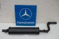 Endschalldämpfer für Mercedes-Benz /8 Diesel 200D 220D 240D