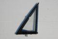 Drehfenster klar links, mit Rahmen, Dichtung und Dreiecksfenster, Serie 1 für Mercedes Benz /8 Limousine