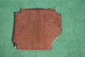 Fußmatte Fond mahaghoni für W115 /8