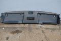Abdeckung innen über Windschutzscheibe, blau für Mercedes-Benz W123