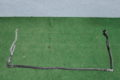 Türdichtung links für W123 Coupé,neu, OEM-Qualität, Art.Nr. 1237201178