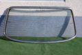 Chromrahmen für W123-Heckscheibe komplett