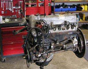 Gebrauchtmotoren